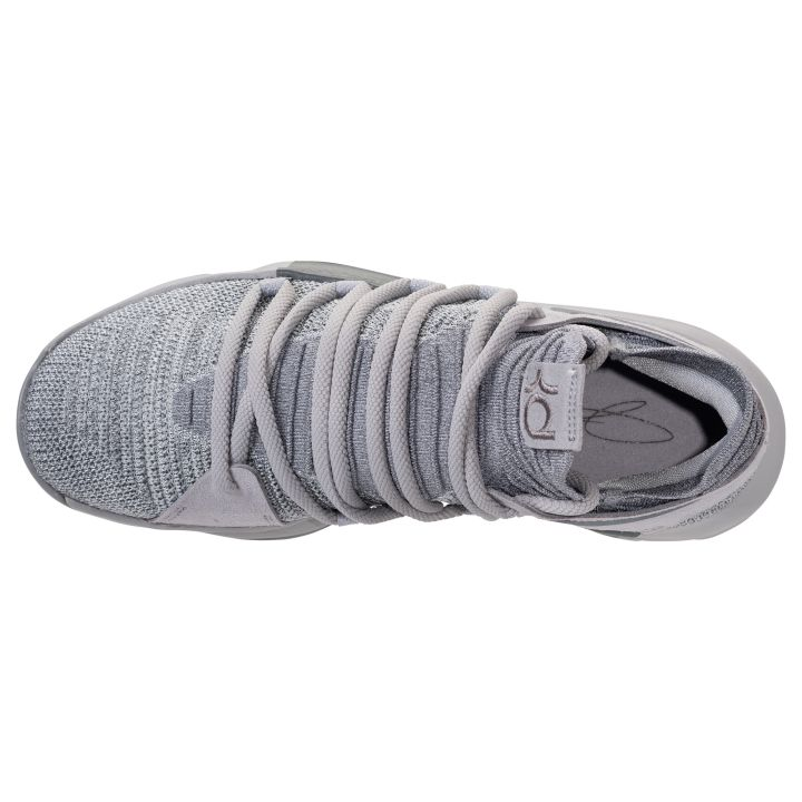 d4bdc915838 The Nike KD 10 is Going Cool Grey and Wolf Grey After All-Star ...