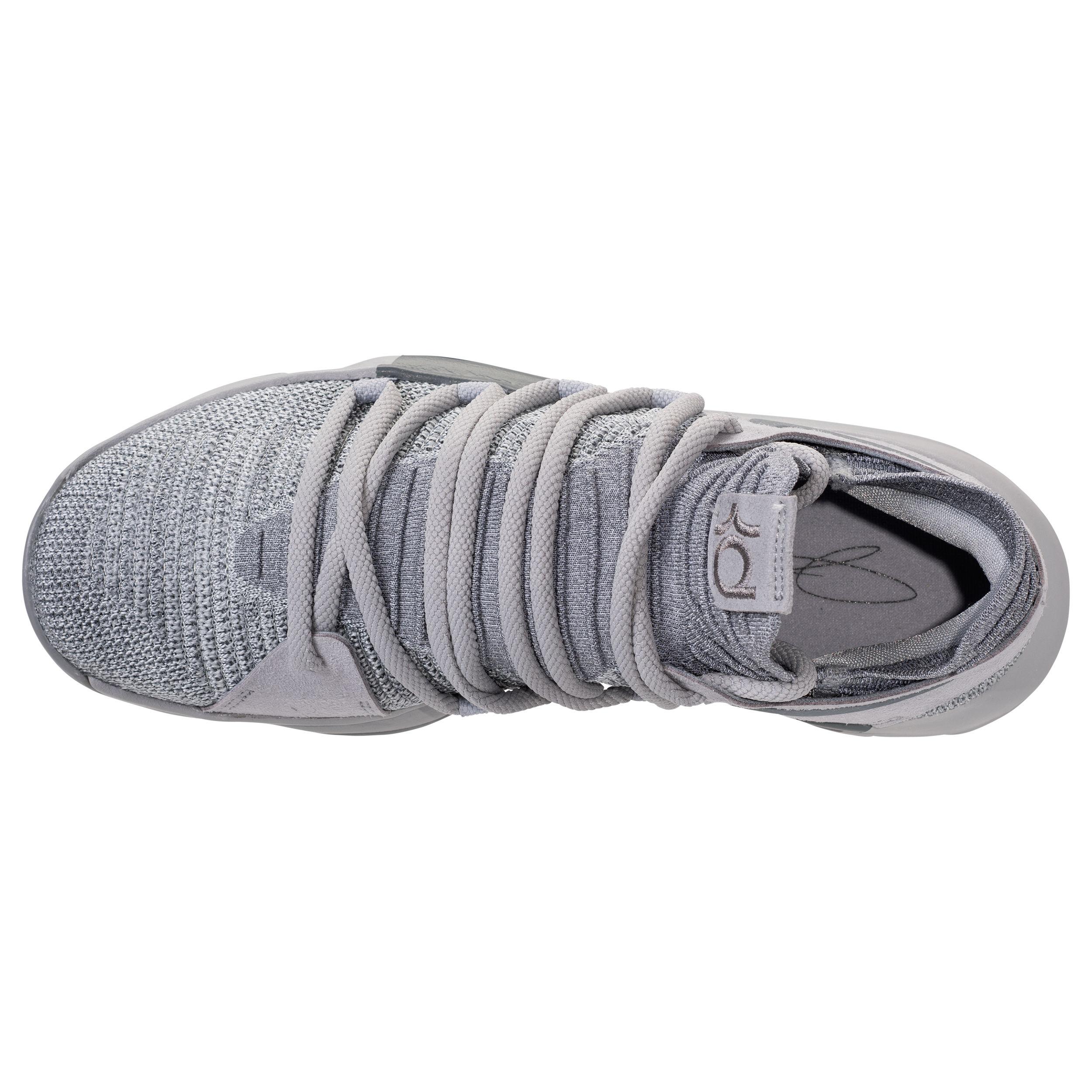 best sneakers 04948 1524f nike kd 10 wolf grey 4