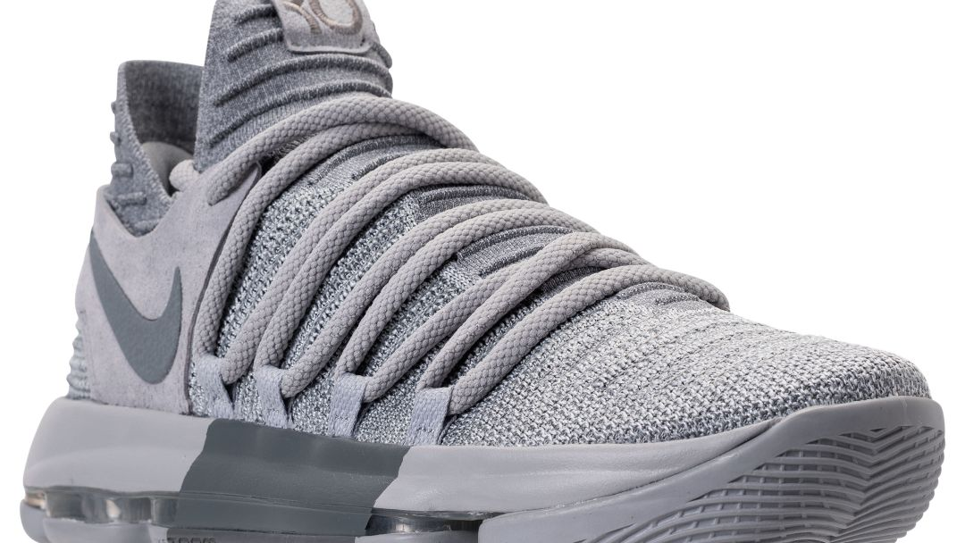 new products faef2 d61d3 nike kd 10 wolf grey