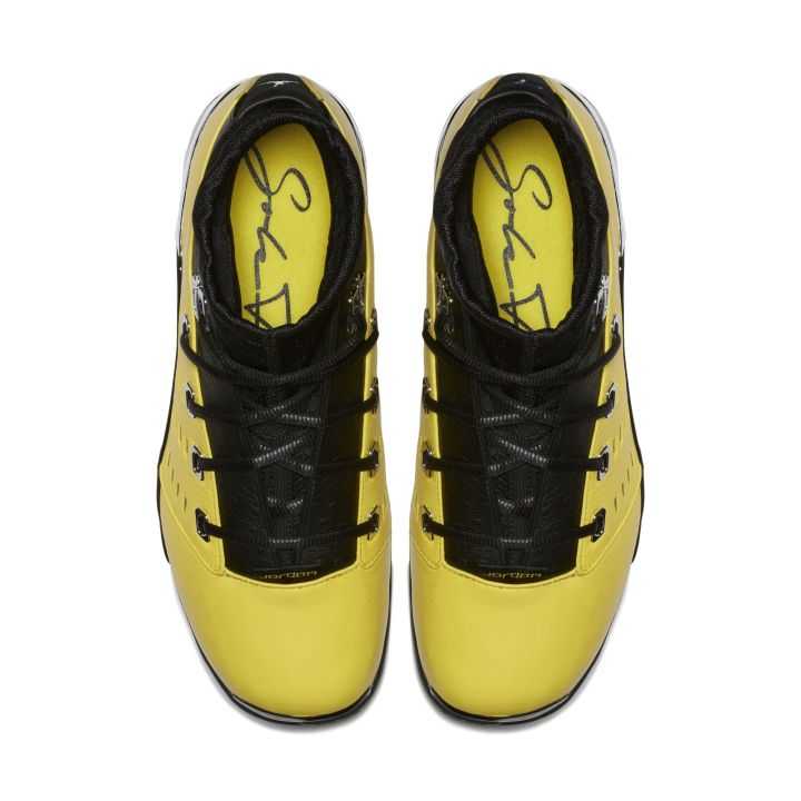 3bb431297333 The Solefly x Air Jordan 17 Low  Reverse Lightning  is Official ...