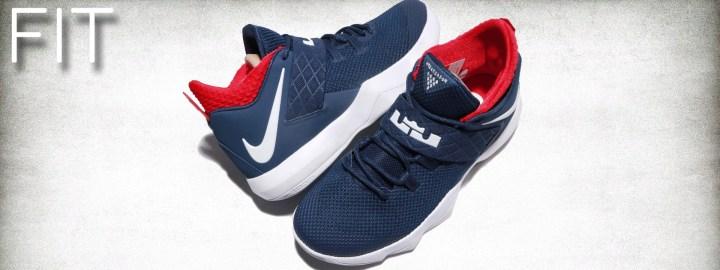 Nike LeBron Ambassador X performance review fit