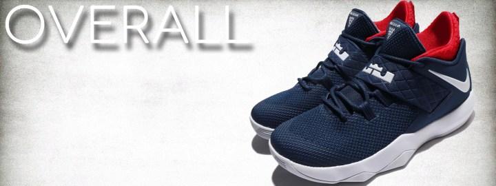 Nike LeBron Ambassador X performance review overall