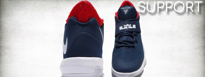 Nike LeBron Ambassador X performance review support