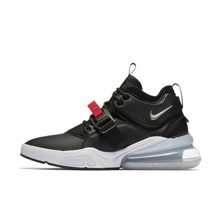 42a346ae371 A Clean Colorway of the Nike Air Force 270 Drops Next Week - WearTesters