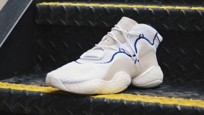 adidas Crazy BYW white