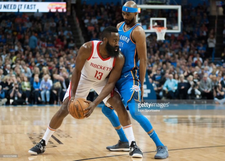 Last Night James Harden Debuted the Harden Vol 2  Traffic Jam ... 8ab8ee16f
