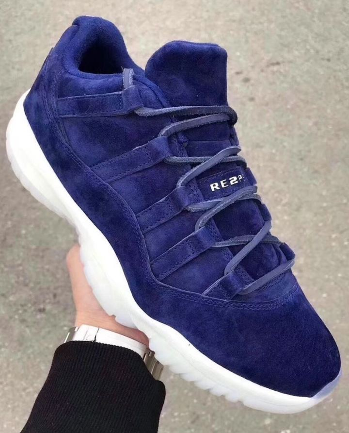 82e33de5ca45 Expect the Air Jordan 11 Low  RE2PECT  to Arrive in April and Honor ...