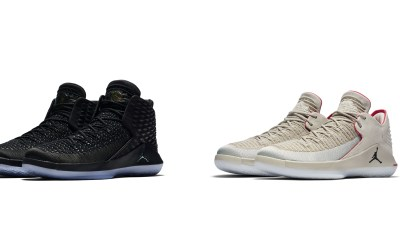 size 40 ef27c 90dc9 An Official Look at the Air Jordan 32  Black Cat  and Air Jordan 32 Low   Gordon Road
