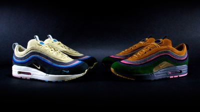 10223259f460 Mache and Concepts Unveil  Air Max Night  Custom on the Sean Wotherspoon  Air Max 97 1