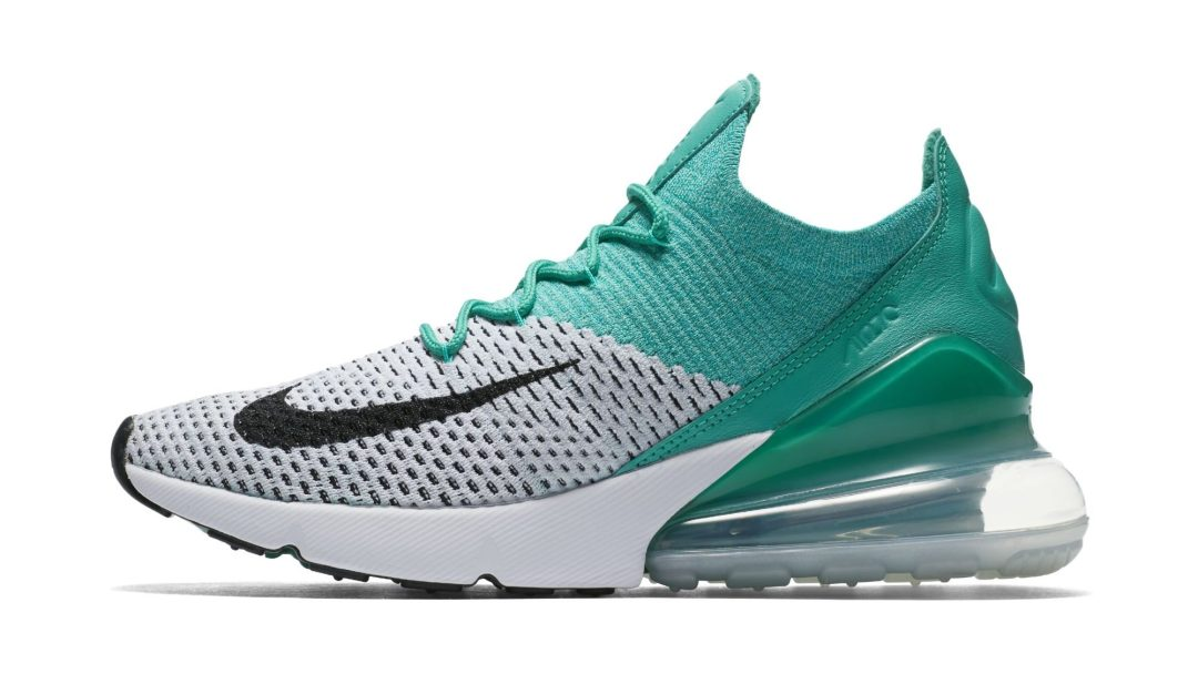01ccdc54d93 Nike Air Max 270 Flyknit Builds Arrive Next Week