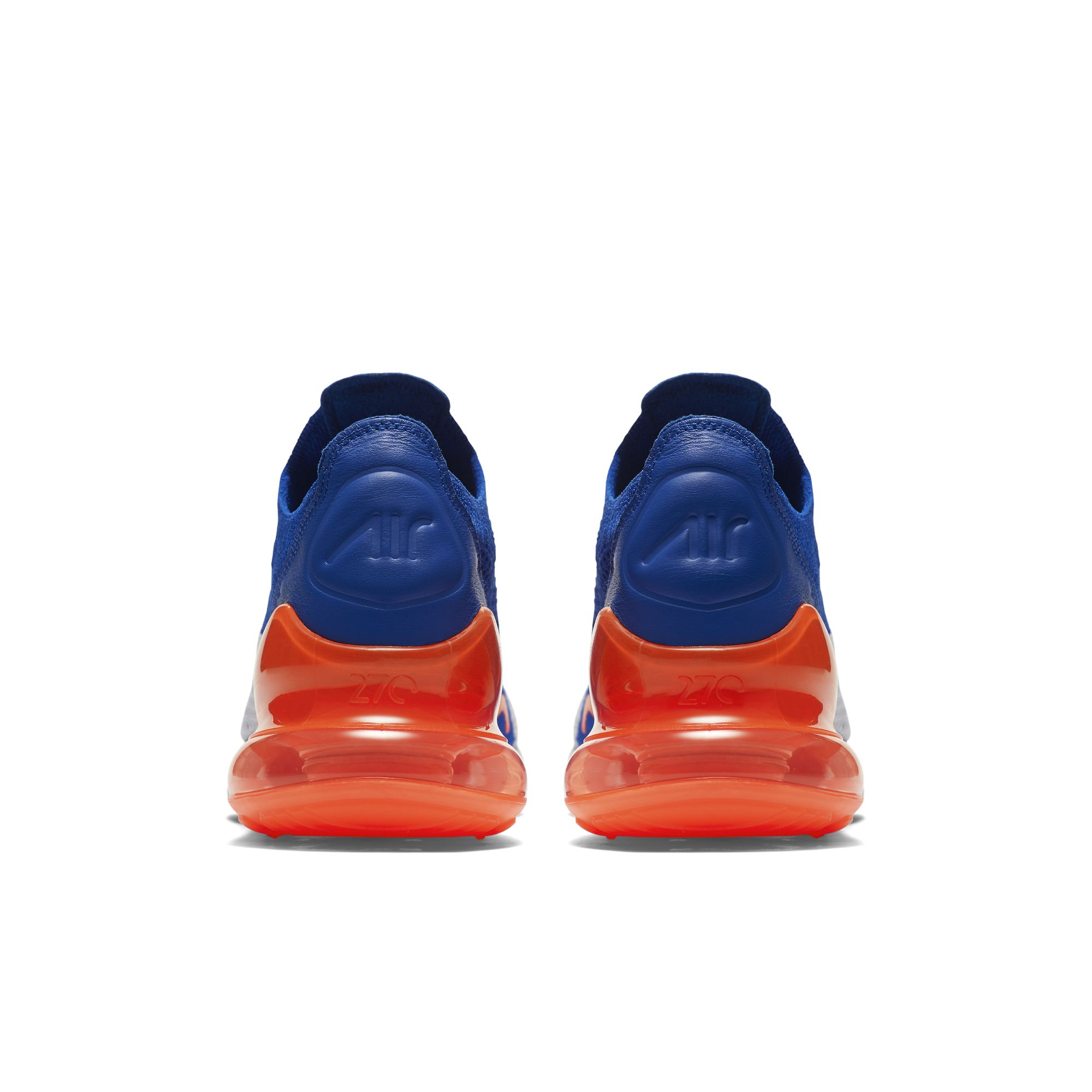 1ef08918402a nike air max 270 flyknit racer blue total crimson mens 3 - WearTesters