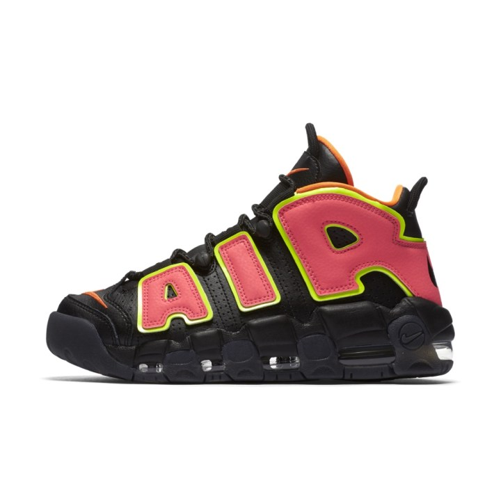 nike unlaced air more uptempo