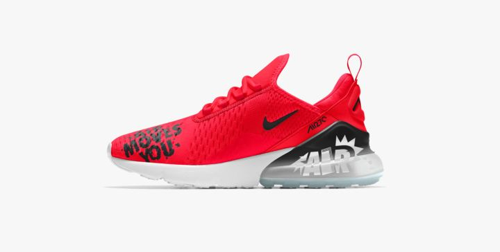 The Nike Air Max 270 Has Hit NikeiD for Customization - WearTesters 7ecc2f2c3