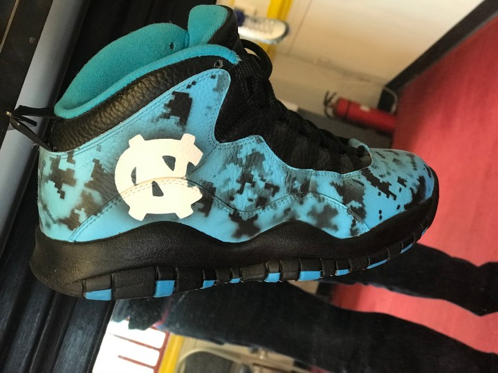 b62d0291ea8f sircastleteees is the North Carolina Sneaker Artist Working Hard to ...