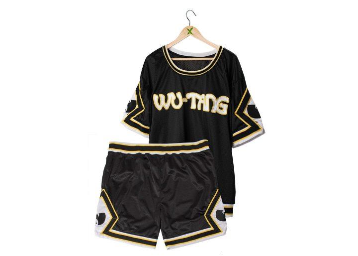 stockx wu-tang foundation CREAM basketball jersey