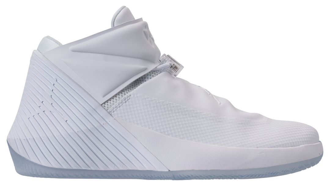 a63f5a3295 This Triple White Jordan Why Not Zer0.1 Comes with a Marker for ...