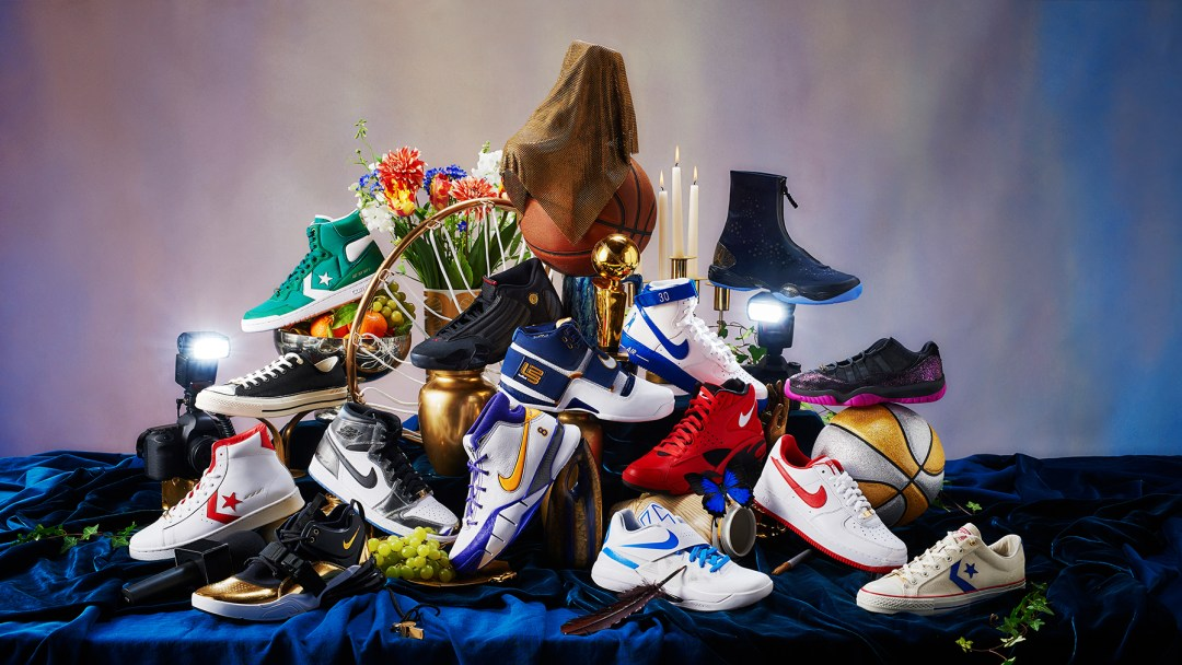 cdd5ee8336c7 Nike Celebrates Historic Playoff Moments with Art of a Champion ...