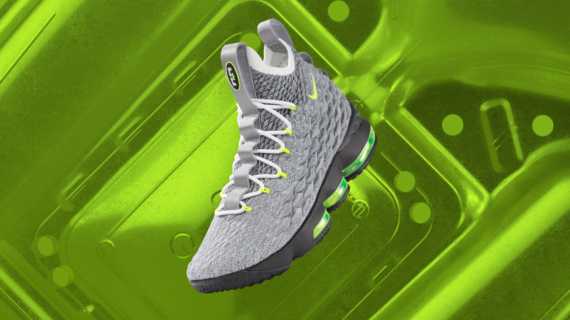 f15e666b4e3 Nike LeBron 15 Air Max 95 - WearTesters