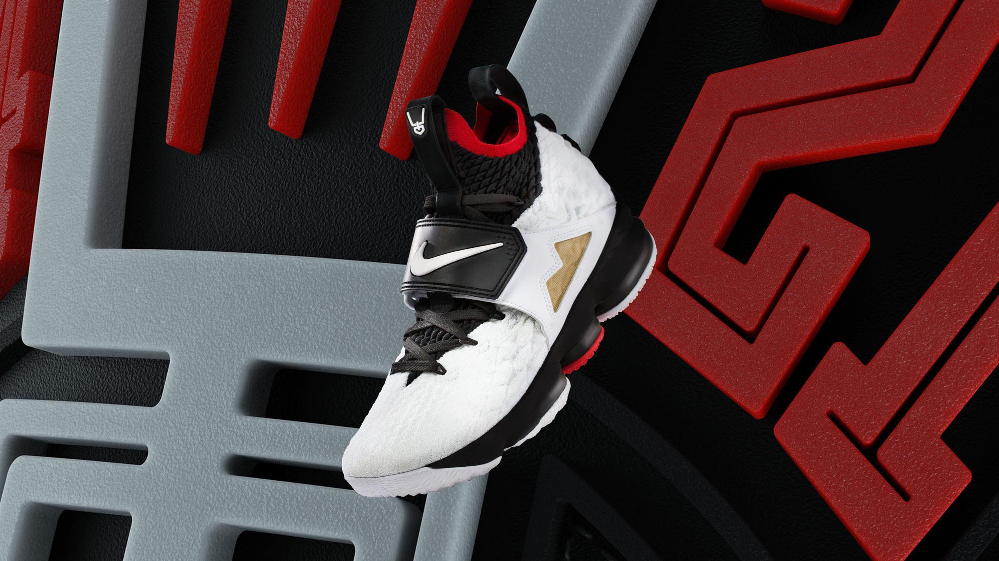 e2f5a5d001f Nike LeBron 15 Diamond Turf - WearTesters