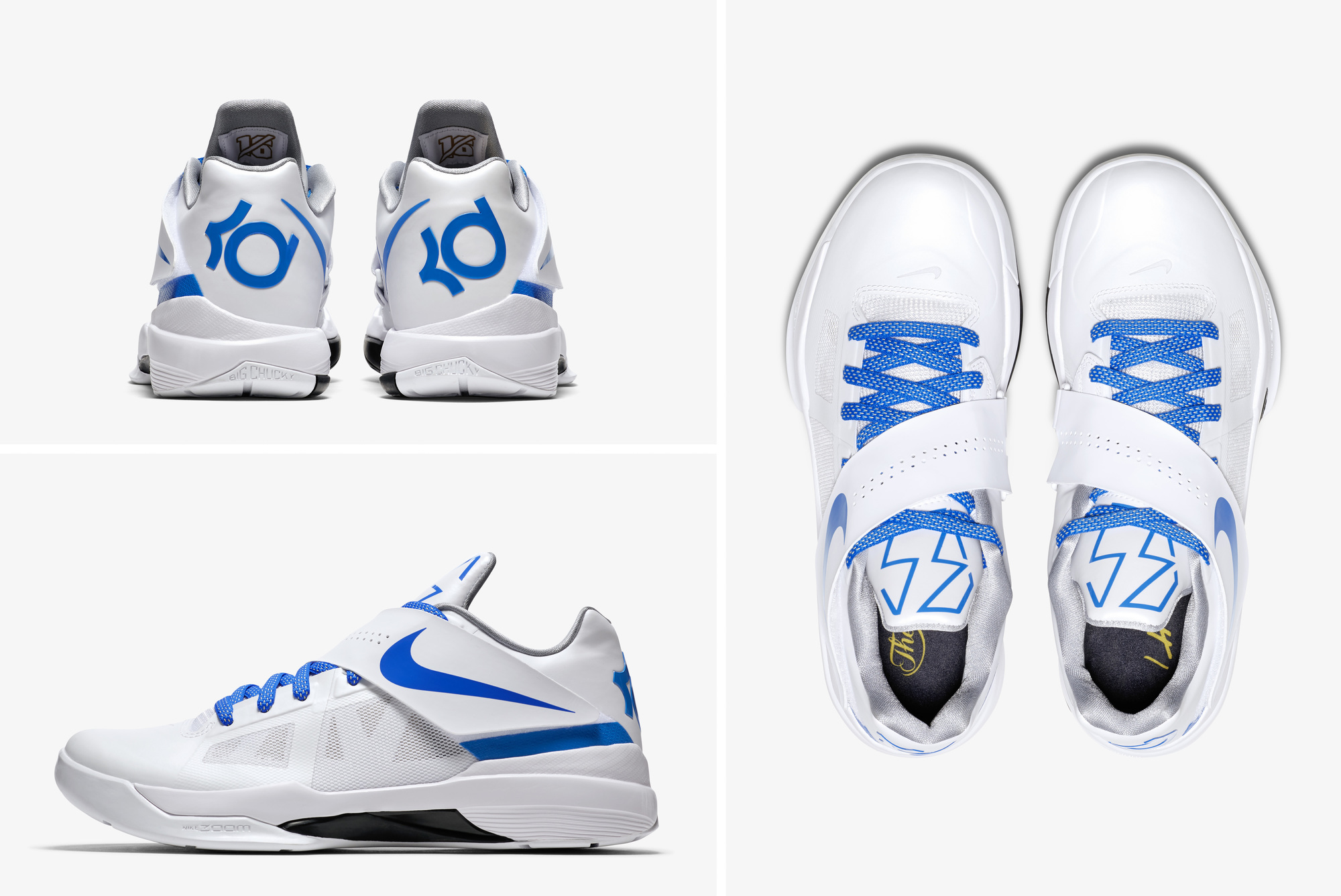9d7c787a748c Nike Zoom KD 4 Battle Tested kevin durant - WearTesters