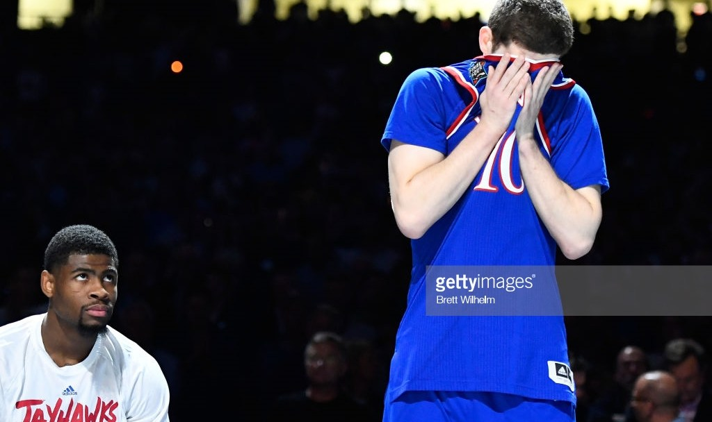 adidas college basketball scandal kansas jayhawks