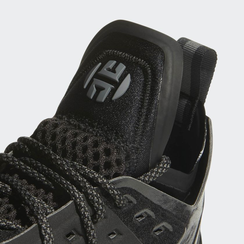 f0d5783328b8 adidas harden vol 2 triple black - WearTesters