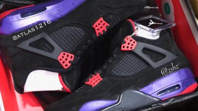 The Toronto Raptors are Getting an Air Jordan 4 NRG  Raptors  2f576c01d