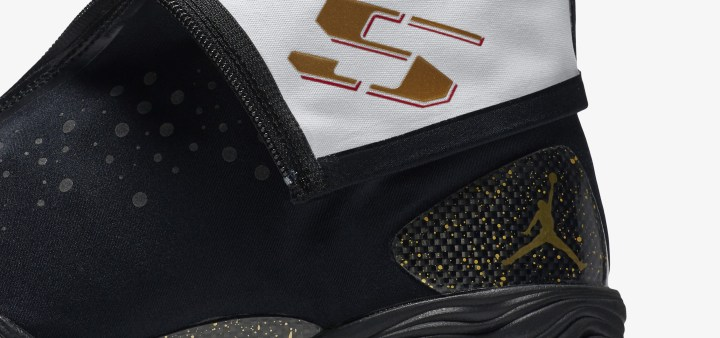 8163d9d01f4e58 The Air Jordan 28  Locked and Loaded  Honors Ray Allen s Knockout ...