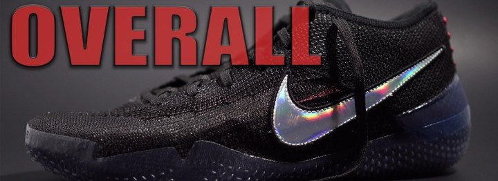 Nike Kobe NXT 360 Performance Review AnotherPair overall