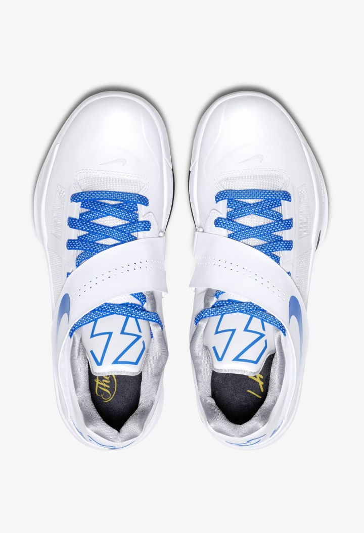 edb4b5f07b9 The Nike Zoom KD 4  Battle Tested  Celebrates Kevin Durant and the ...