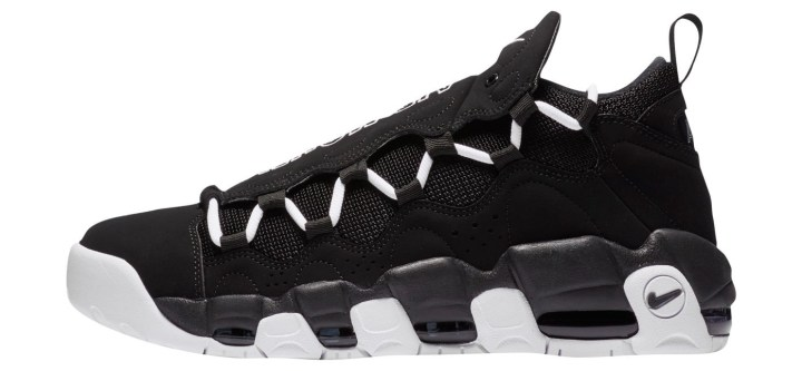 d95960965c82a Nike Air More Money Arrives at Eastbay in Classic Colorway - WearTesters