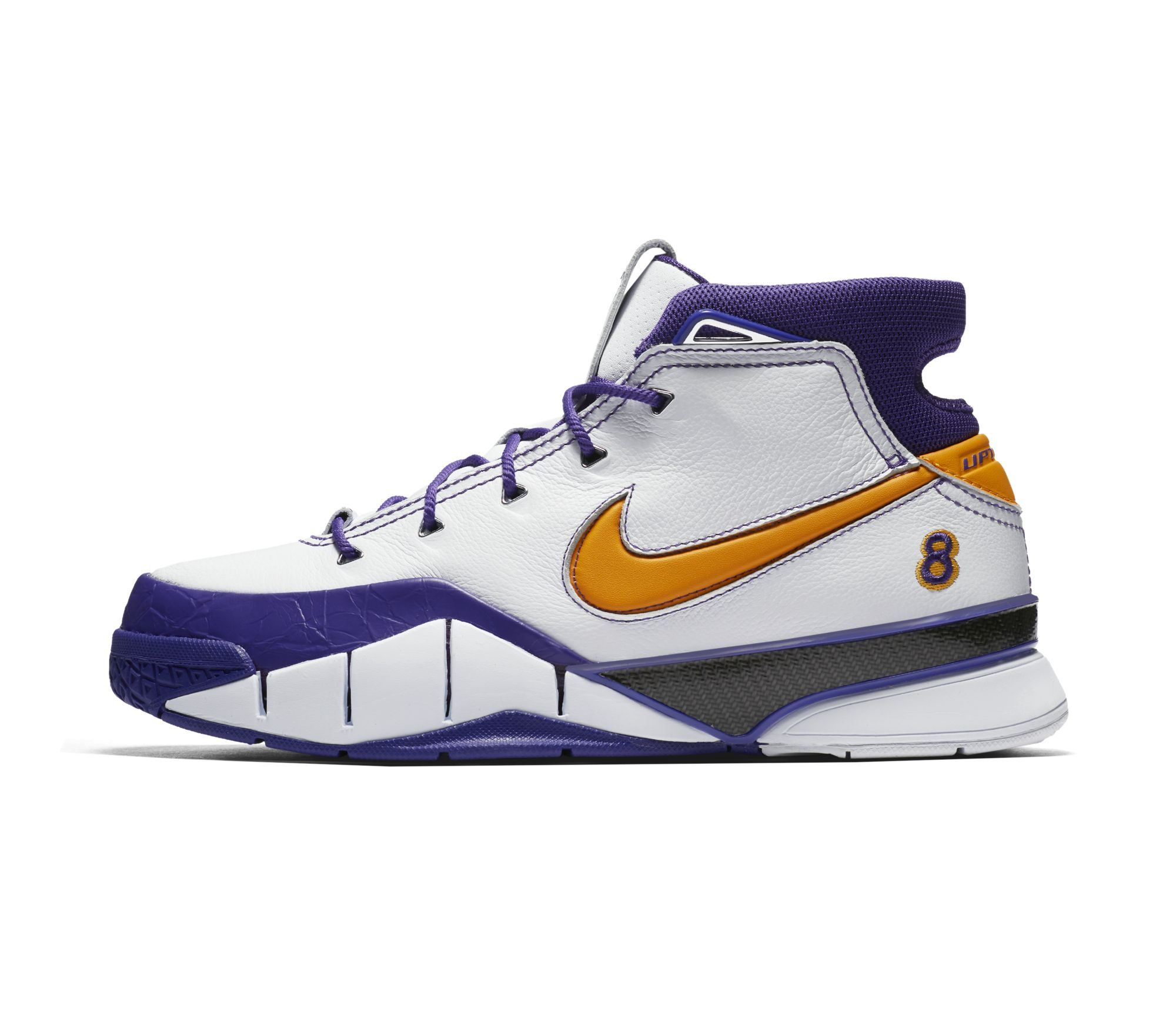 a6594e9f158 ... purchase another nike kobe 1 protro quickstrike in lakers colors is  9e38a bef33