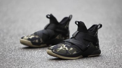 09e4bd968d93 Here s a Detailed Look at the Nike LeBron Soldier 12  Camo