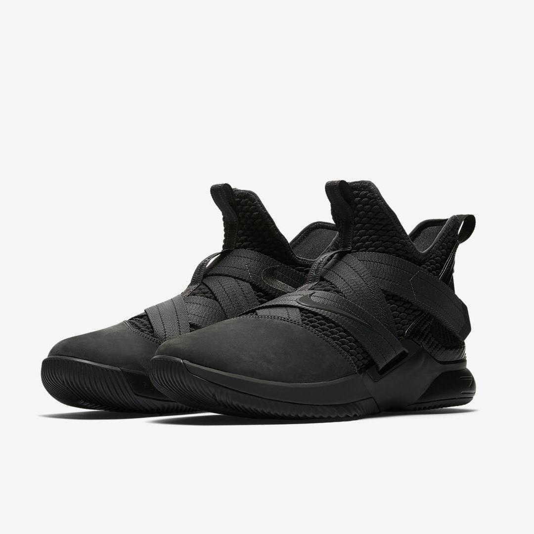 78b13a9d81f The Nike LeBron Soldier 12  Zero Dark Thirty  Leaks Online - WearTesters