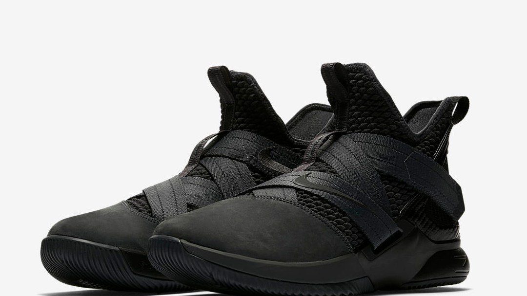 a4a890138a0e The Nike LeBron Soldier 12  Zero Dark Thirty  Leaks Online - WearTesters