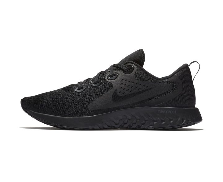 nike legend react triple black 1