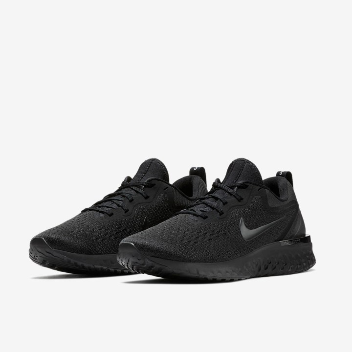 nike odyssey react triple black
