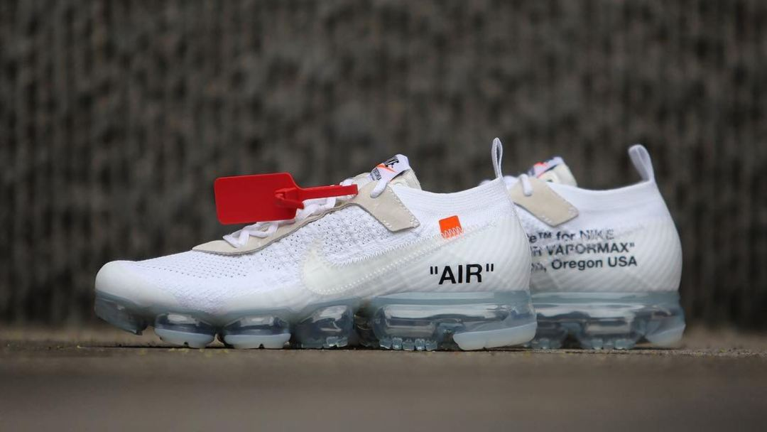 30c3af076bc2 Here s a Detailed Look at the Off-White x Nike VaporMax  White ...