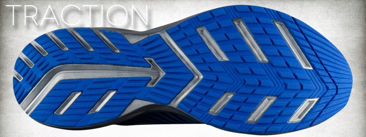 Brooks Levitate Performance Review traction sandy dover