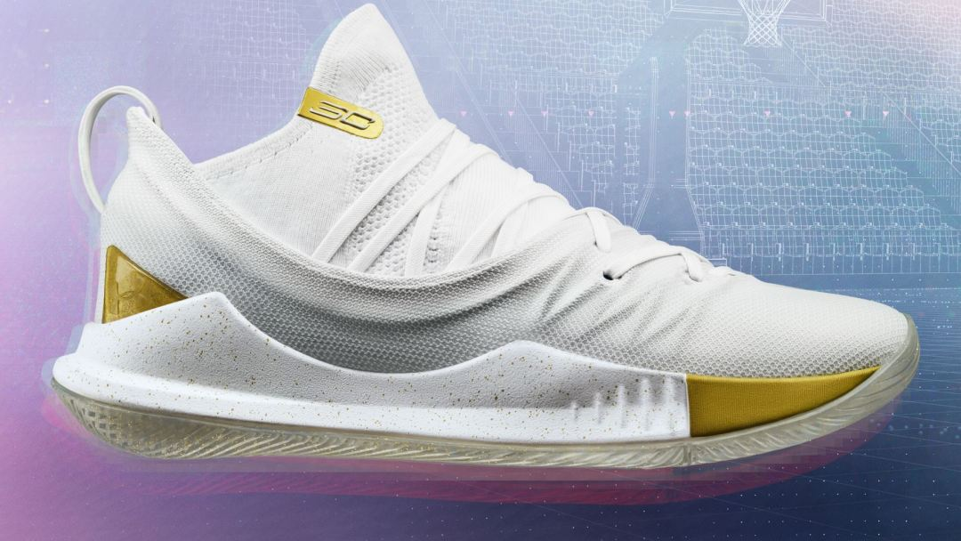 df2054595b90 Under Armour Unveils Curry 5 Takeover Pack for Warriors Championship ...
