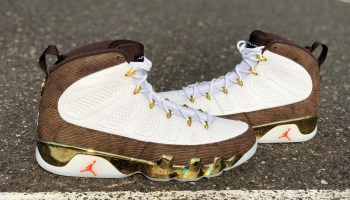 big sale 3f89d 3d9e7 The Air Jordan 9 'MOP Melo' Release Date is Only Weeks Away ...