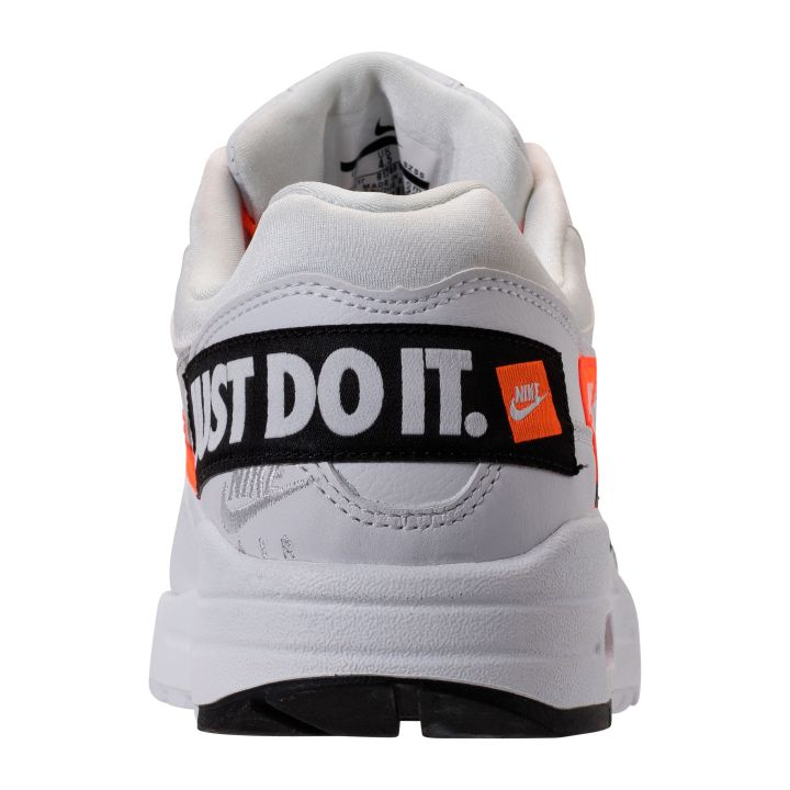 NIKE WMNS AIR MAX 1 LUX JDI TOTAL ORANGE : WHITE -BLACK 1
