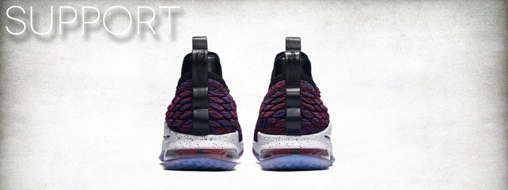 Nike LeBron 15 Low Performance Review Duke4005 support c4069bb70