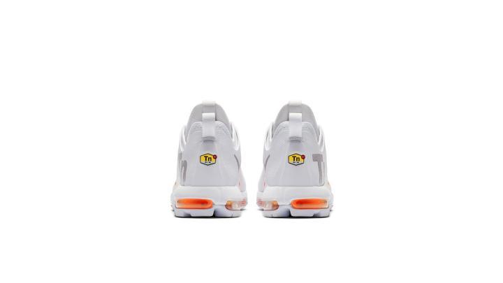 Nike Mercurial TN white 1
