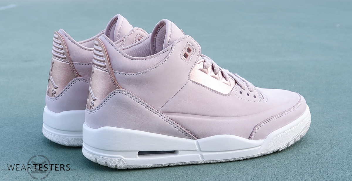 Womens-Air-Jordan-3-Retro-SE-Rose-Gold-1 - WearTesters 87d0e1473