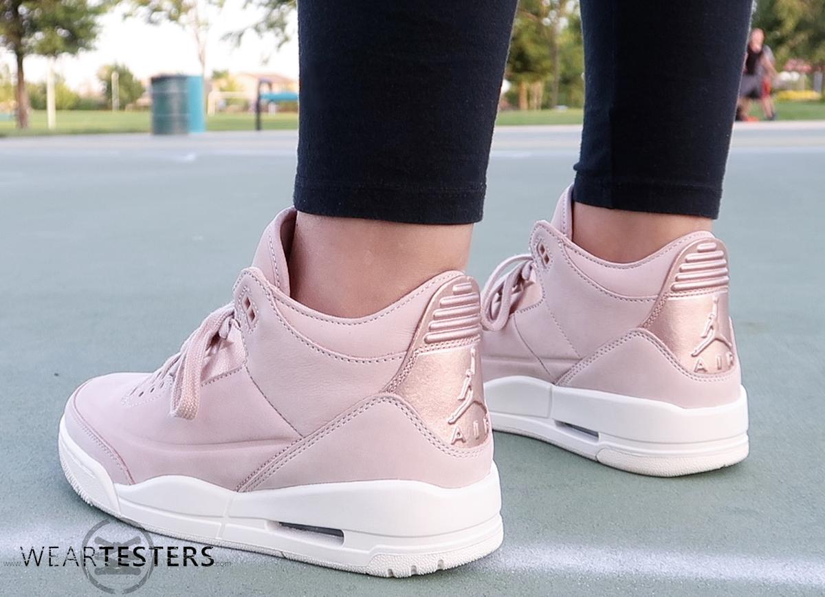 26601b3d4293 Womens-Air-Jordan-3-Retro-SE-Rose-Gold-10 - WearTesters