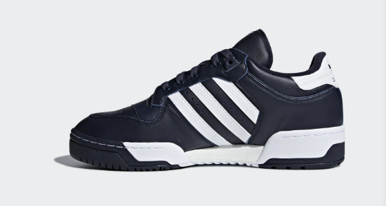 adidas Originals Rivalry Lo Descendant Black 2