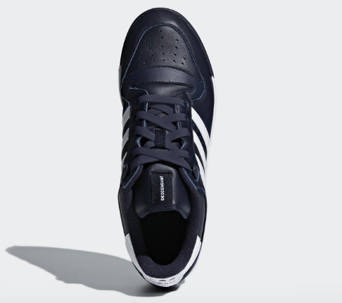adidas Originals Rivalry Lo Descendant Black 3