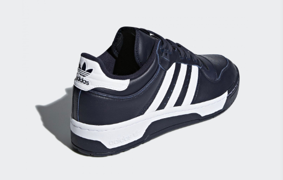 adidas Originals Rivalry Lo Descendant Black 6