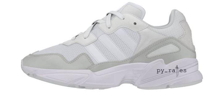 adidas yung chasm white